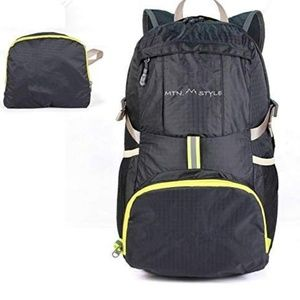 foldable lightweight back pack